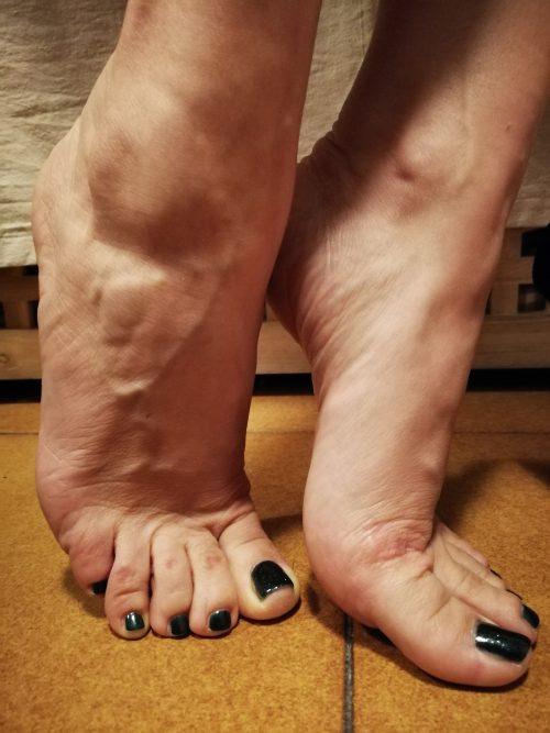 FERMO I miei meravigliosi piedi