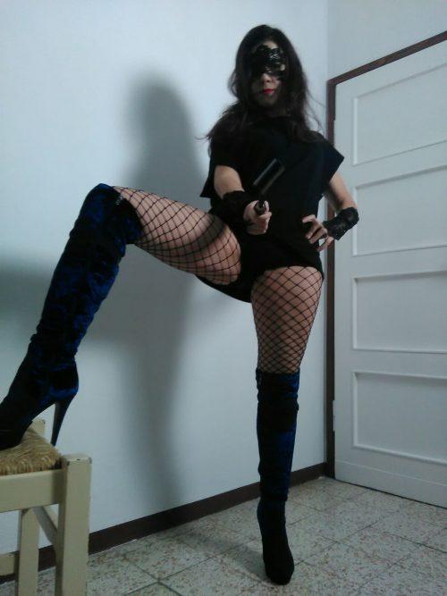 FERRARA Non sono la classica Mistress