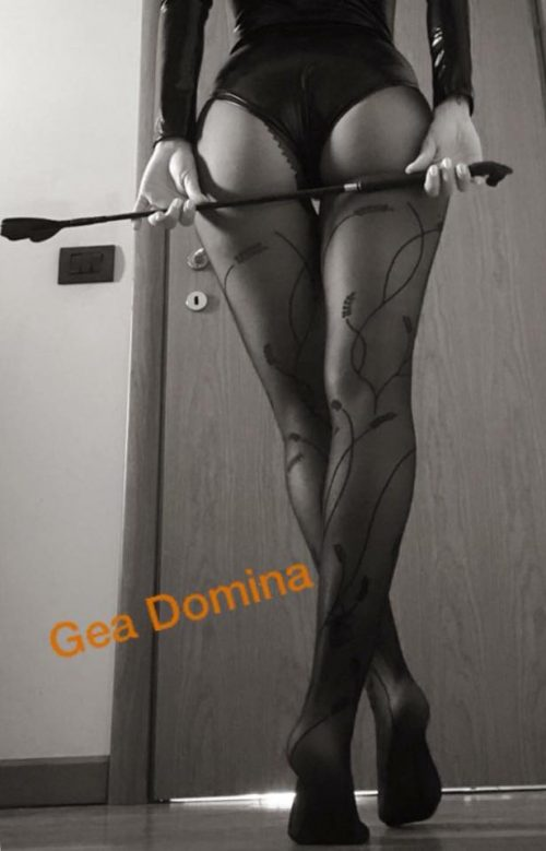 MILANOMistress Gea Domina
