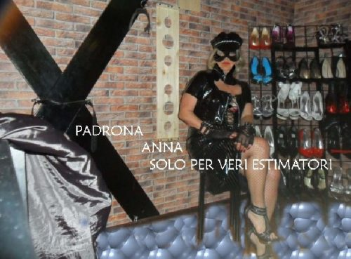PESCARAPadrona italiana con forte personalità.