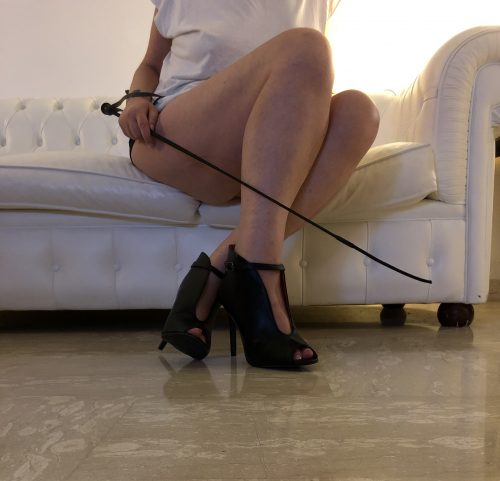 BARI SudSono una Mistress sadica