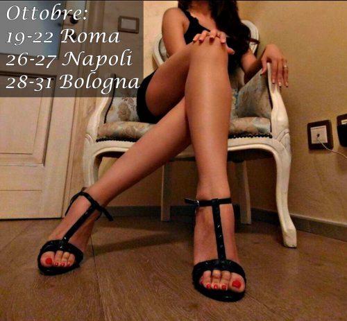 Meravigliosa Mistress Italiana in Tour