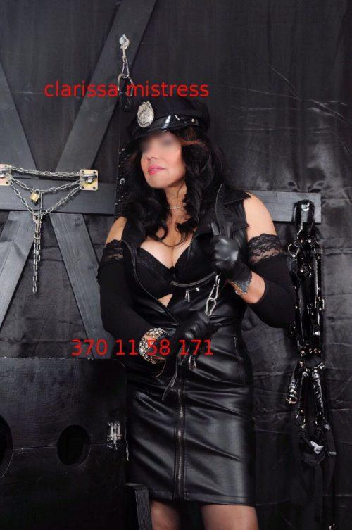 VICENZA ovestClarissa Mistress Dominante Sadica