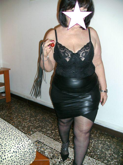 GENOVA Mistress italiana