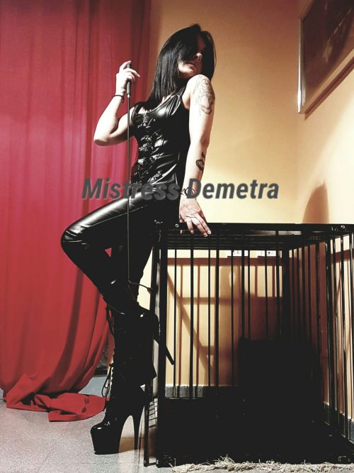 BOLOGNAMistress Demetra